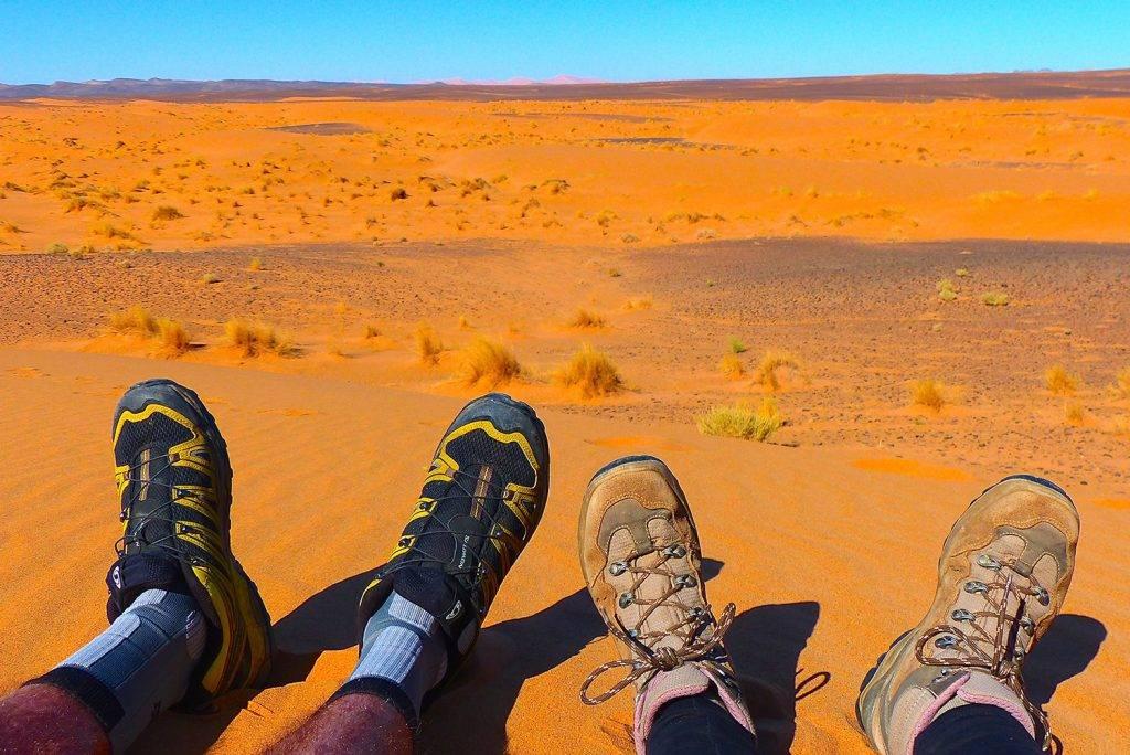 4 critères pour trouver chaussure à son pied