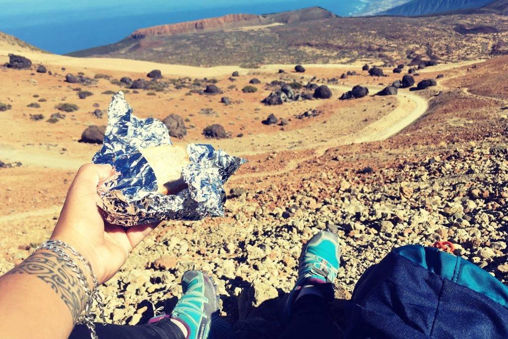Le top 5 des aliments à mettre dans son sac à dos de randonnée