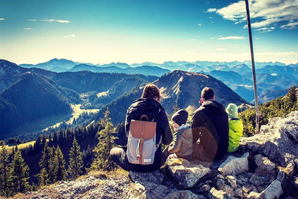 Les bienfaits de la randonnée en famille